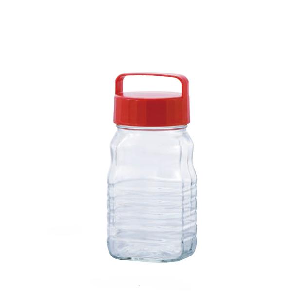 ペットボトル型貯蔵びん1.2L 小分けちゃん 【× 36個】