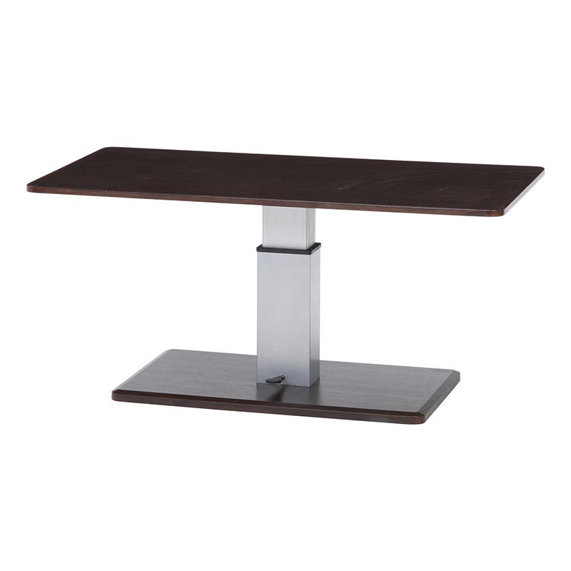 送料無料 昇降テーブル 幅120cm ガス圧昇降テーブル ダイニングテーブル ローテーブル センターテーブル リビングテーブル ソファテーブル リフティングテーブル 省スペース 北欧 シンプル モダン 高級感 おしゃれ デザイン