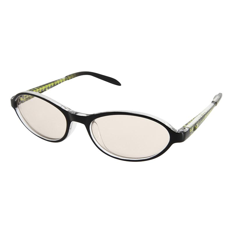 送料無料 10個入り パソコングラス キッズ2 ラウンド イエロー PCグラス PCメガネ パソコンメガネ スマホメガネ ファッション パソコン眼鏡 パソコンめがね PCめがね おしゃれ かわいい