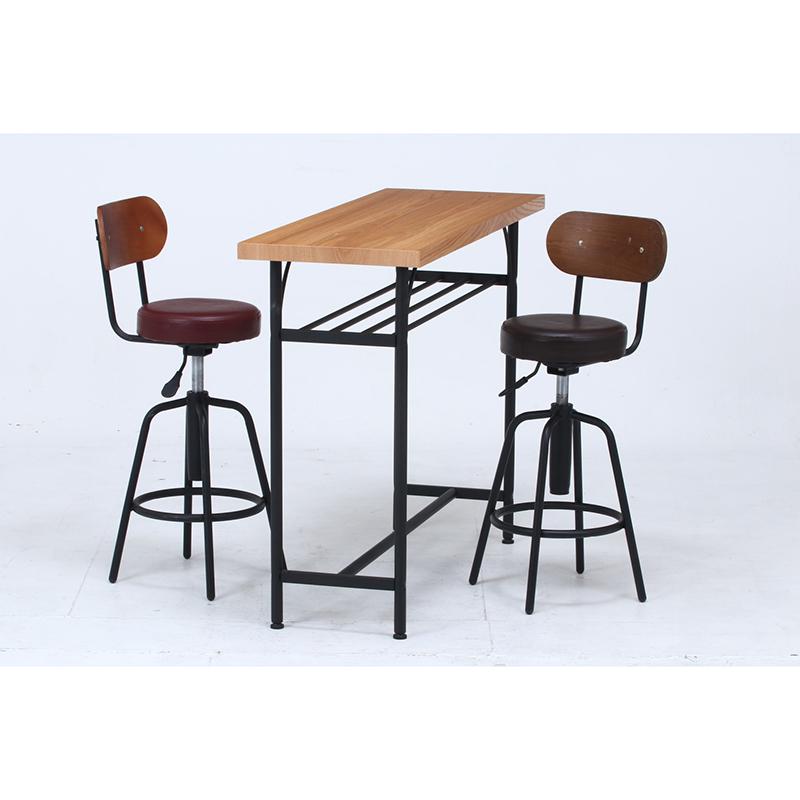 50 Off 送料無料 カウンターテーブル バーテーブル ハイテーブル 棚付きスリム 収納 デスク 机 作業台