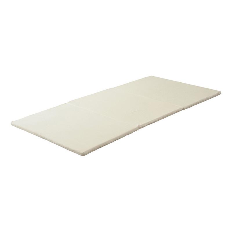 送料無料 低反発三折れマットレス シングル 4cm厚 低反発 マットレス マット ベッドマット シンプル 北欧 おしゃれ かわいい