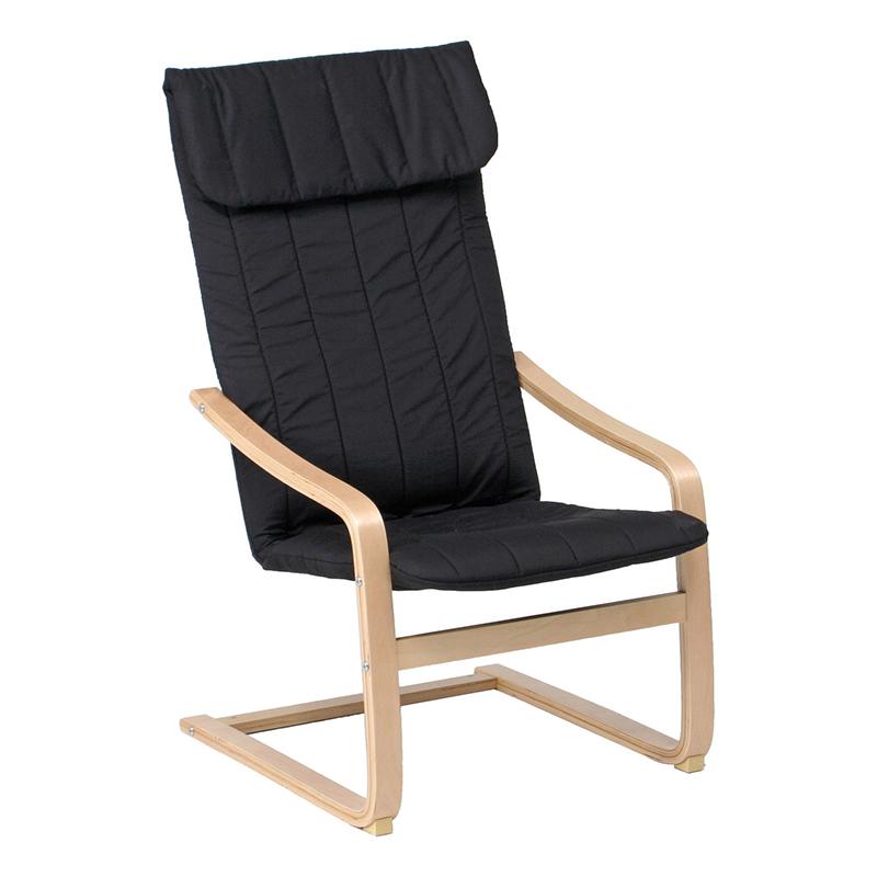 送料無料 ダイニングチェアー 単品 1人掛け リラックスチェアースリム イス 椅子 いす チェアー チェア 食卓椅子 1人がけ インテリア 北欧 シンプル モダン 高級感 おしゃれ デザイン ブラック