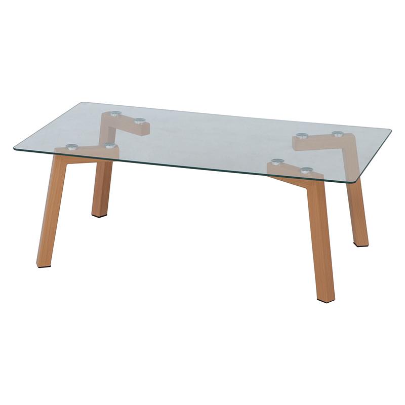 [C/D:87071] センターテーブル チキン フィルム付