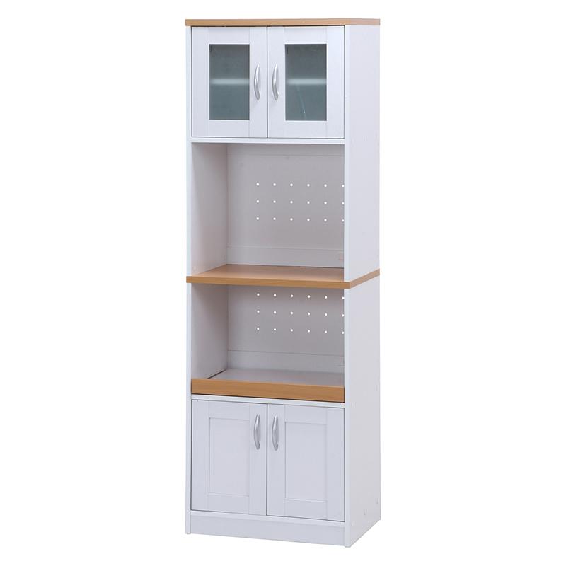 送料無料 レンジボード レンジ台 カップボード リビング収納 キッチン収納 収納棚 棚 キッチン ラック おしゃれ 北欧 レトロ モダン かわいい カントリー アンティーク
