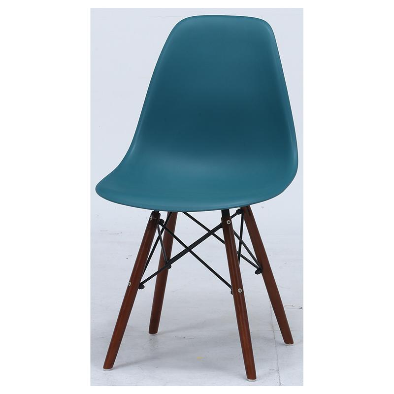 送料無料 ダイニングチェアー 2脚組 2脚セット 1人掛け ダイニンクチェア イームズチェア イス 椅子 いす チェアー チェア 食卓椅子 1人がけ インテリア 北欧 シンプル モダン 高級感 おしゃれ デザイン ダークブルー