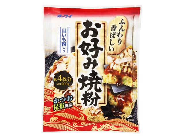 ブランド買うならブランドオフ ニップン お好み焼粉 x30 200g 日本最大級の品揃え