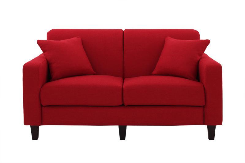 20色から選べる カバーリングソファ・スタンダードタイプ リジョイ ソファ 角錐脚 145cm (送料無料) 500028051