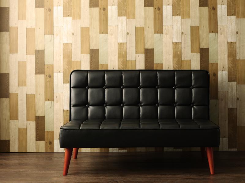 ダイニングソファ単品 バックレストタイプ 2P 2人掛け レザー ソファダイニング ヴィンテージスタイル 西海岸 リビングダイニング CISCO シスコ ソファ ソファー ソファーダイニング 椅子 イス いす ソファチェア 高級感 おしゃれ (送料無料) 040600529