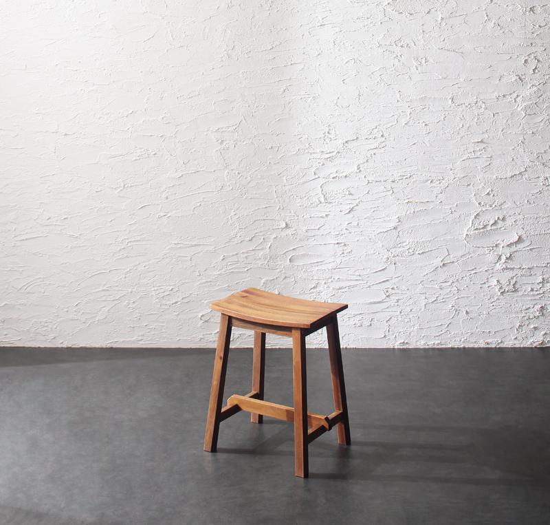 ロースツール単品 スツール ルームガーデンファニチャーシリーズ プフランツェ ロースツール 木製 アンティーク 北欧 木製スツール 腰掛 椅子 イス いす チェア モダン おしゃれ チェアー かわいい インテリア 一人暮らし (送料無料) 040600714
