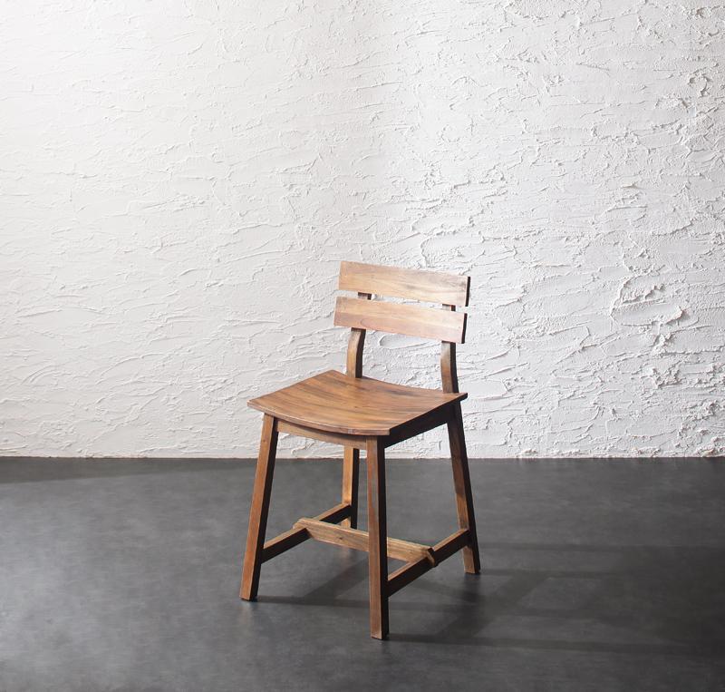 チェア単品 ダイニングチェア チェアー ルームガーデンファニチャーシリーズ 木製 アンティーク 北欧 木製チェア ダイニングチェアー 腰掛 椅子 イス いす チェア モダン おしゃれ チェアー かわいい インテリア 一人暮らし (送料無料) 040600717