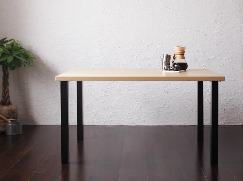 モダンカフェ風リビングダイニング BARIST バリスト ダイニングテーブル W120 (送料無料) 040600825