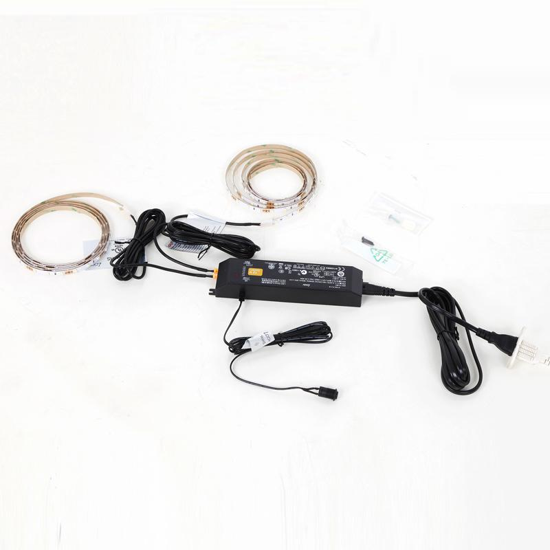 LEDコレクションラック ワイド 専用別売品 専用LEDテープ 高さ180cm用 (送料無料) 500023852