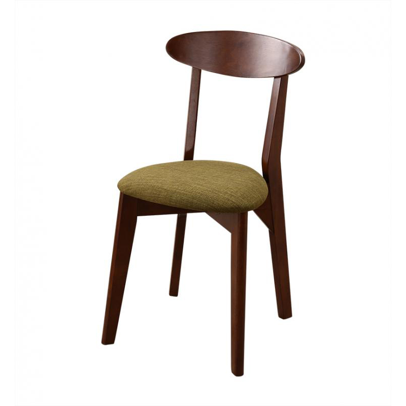 ダイニングチェアのみ 1脚 カフェ ヴィンテージ ダイニング Mumford マムフォード 木製 チェアー チェア イス 椅子 食卓椅子 チェア 食卓チェア ダークグレー グリーン (送料無料) 500029676