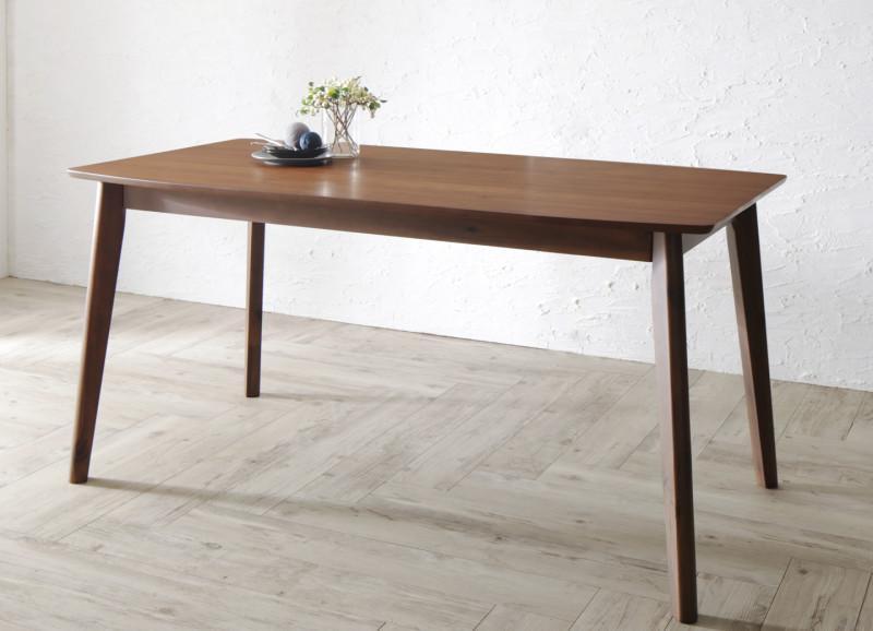 天然木北欧モダンデザインダイニング Chaleur シャルール ダイニングテーブル W150 (送料無料) 500033440