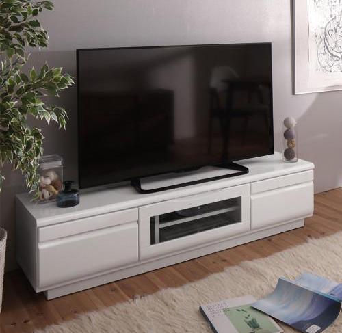 完成品シンプルデザインテレビボード Dotch ドッチ 幅150 (送料無料) 500033662