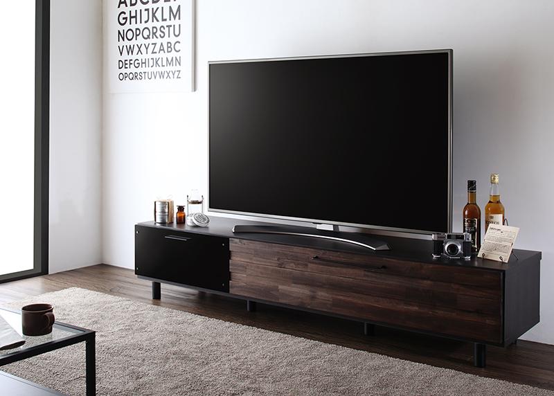 国産完成品 古木風ヴィンテージデザイン テレビボード Nostal board ノスタルボード 幅150 (送料無料) 500043757
