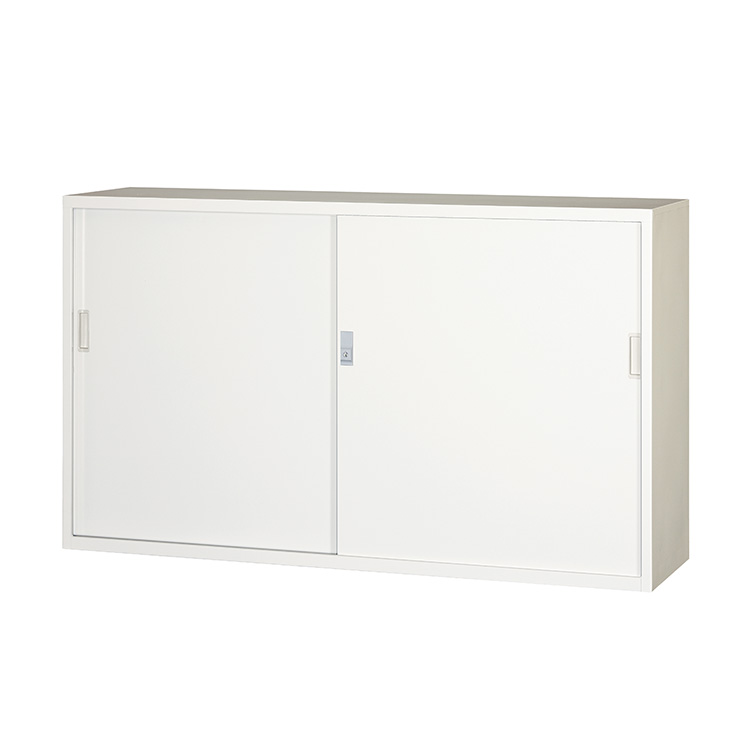 引違スチール戸 書庫 305D-AW 完成品 鍵付 新品 アルプスホワイト ALPS W1500×D400×H880 TRUSCO