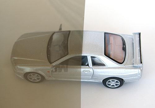 クリスタリン40 自動車用窓ガラスフィルム オートフィルム 紫外線と赤外線をカット クリスタリンシリーズ スモーク 3M 914mm×1m 激安特価品 カーフィルム スコッチティント 目隠しに あす楽対応 定番キャンバス