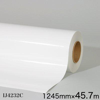 IJ4232C<3M><スコッチカル> グラフィックフィルム IJ4232C バスラッピング専用 屋外 短期 白 グロス 1245mm×45.7m(原反1本)