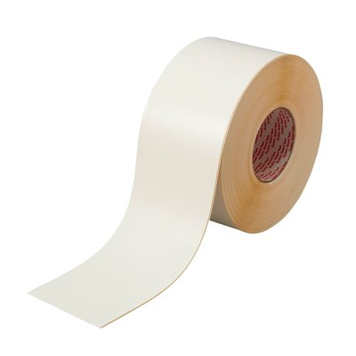 <3M>屋内床用標示テープ PM1980 シリーズPM1980 100 100mm×30m 1巻/非反射ライナー付き
