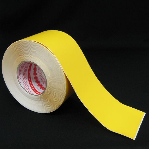 <3M>屋内床用標示テープ PM1980 シリーズPM1981 100 100mm×30m 1巻/非反射ライナー付き