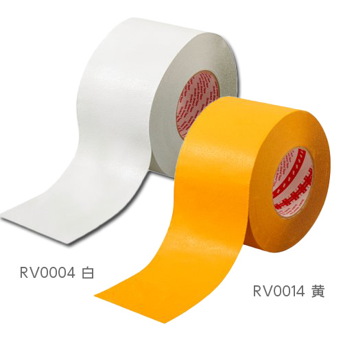 <3M>路面標示材 RVシリーズ RV0014A 150(黄)150mmx45.7m 1本 反射ライナー無し(印刷不可)