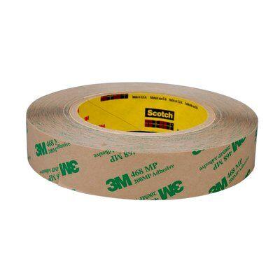 <3M>接着剤転写テープ 468MP 1200x50m
