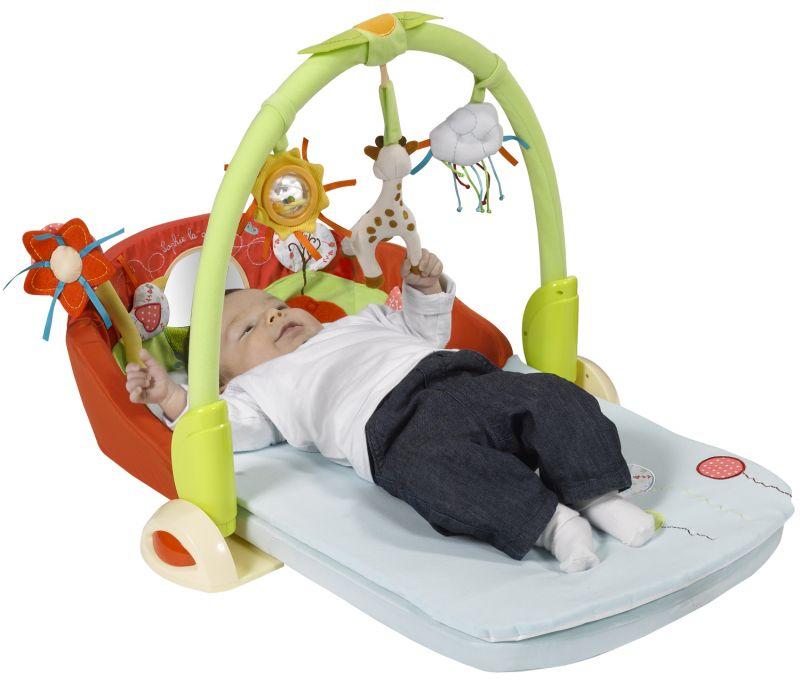 【送料無料】日本未上陸!!Evolu'two ソフィーキリンEvolu'Two 知育遊具 おもちゃ ギフトに最適!