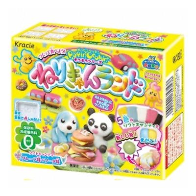 クラシエフーズ ねりきゃんランド グレープ味+ソーダ味 4901551353538 5入り 日本限定 42g 市販