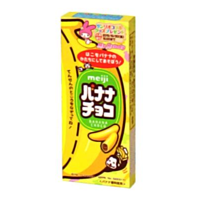明治 バナナチョコ 37g 120コ入り 2015/07/07発売 (4902777000732c)