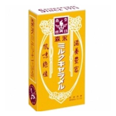 森永製菓 ミルクキャラメル 12粒 120コ入り (49810462c)
