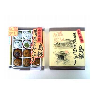 森田製菓 島根薄皮まんじゅう 12個 24コ入り (4985093102281)