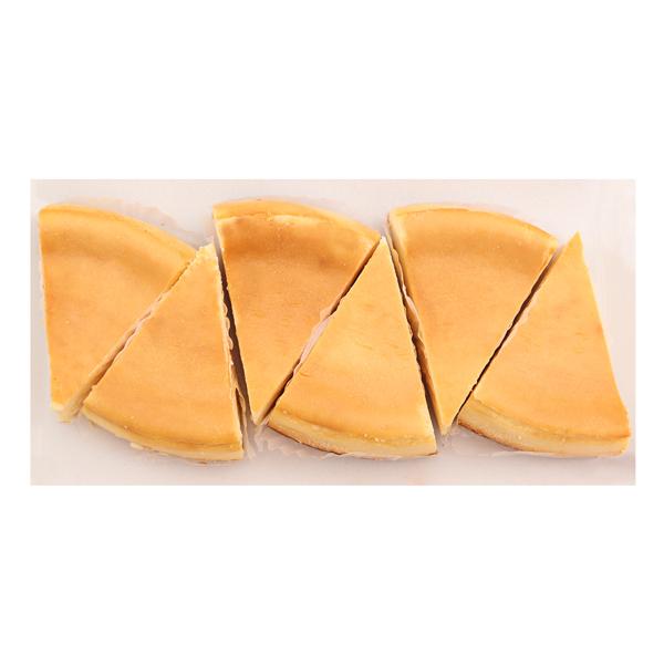 地域限定送料無料(※北海道・沖縄・一部離島等除く) (地域限定送料無料)業務用 ベルリーベ 濃厚ベイクドNYチーズケーキ 6P 1ケース(12入)(計72個)(冷凍)(713163000ck)