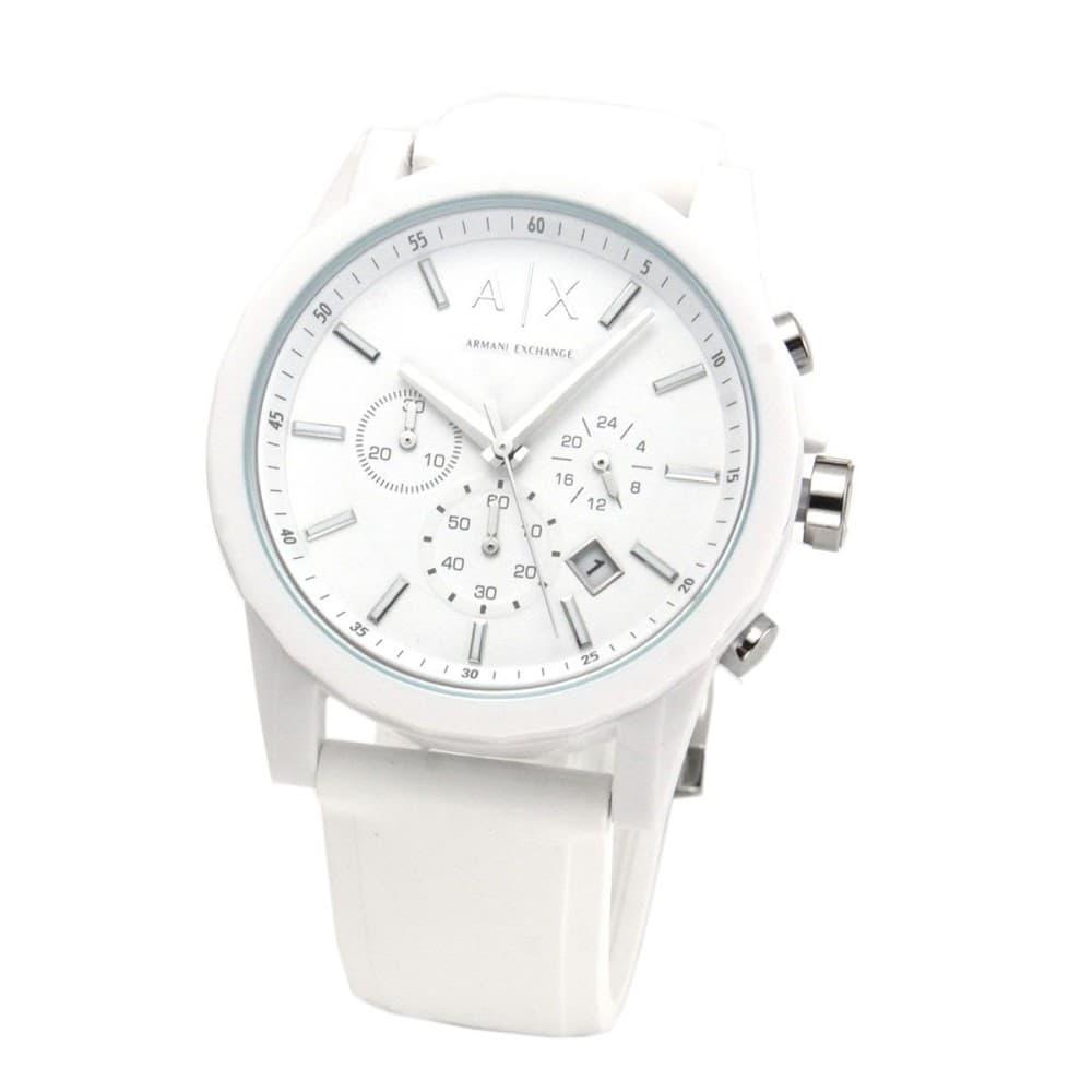 アルマーニエクスチェンジ 腕時計 メンズ ARMANI EXCHANGE AX1325 クロノグラフ