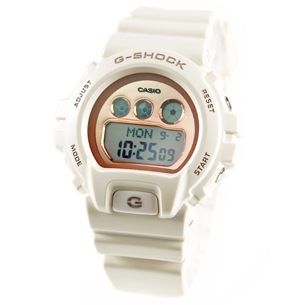 Gショック G-SHOCK CASIO カシオ 腕時計 ユニセックス 海外モデル Sシリーズ S Series GMD-S6900MC-7 GMD-S6900MC-7ER