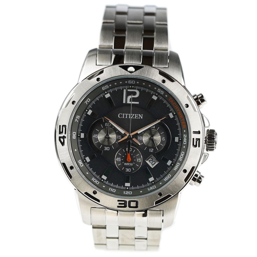 CITIZEN シチズン 腕時計 クロノグラフ メンズ AN8101-51E