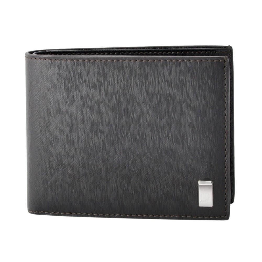 ダンヒル 財布 DUNHILL 小銭入れ付 二つ折り財布 SIDECAR(サイドカー) FP3070E