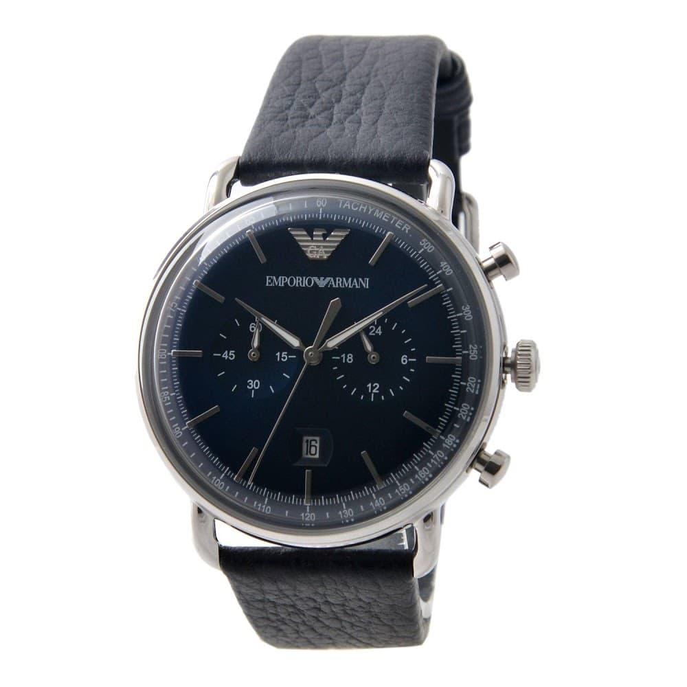 エンポリオ・アルマーニ 腕時計 メンズ EMPORIO ARMANI アビエーター AR11105