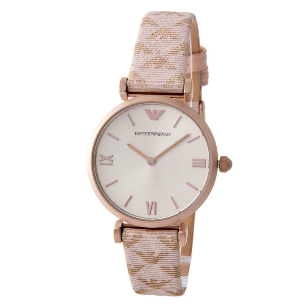 エンポリオアルマーニ 腕時計 レディース EMPORIO ARMANI ジャンニティーバー AR11126