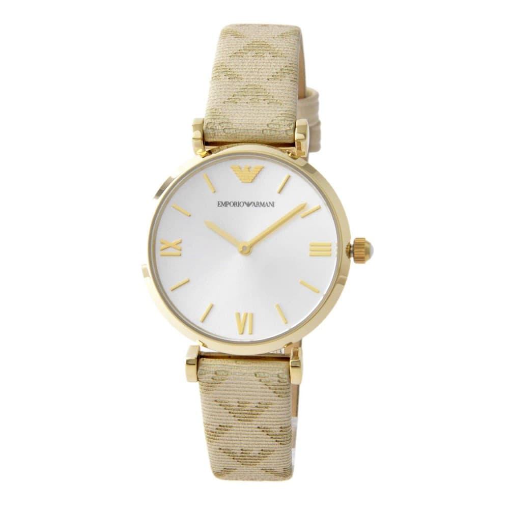 エンポリオアルマーニ 腕時計 レディース EMPORIO ARMANI ジャンニティーバー AR11127