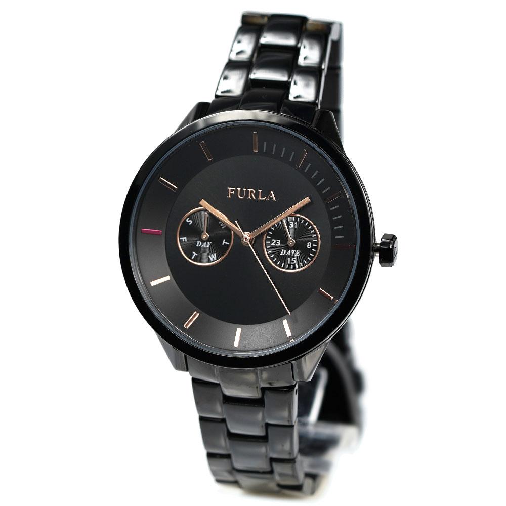日本限定 フルラ 腕時計 レディース FURLA R4253102538 METROPOLIS (38mm) メトロポリス, あいづのハイカラさん 39fbe3f8