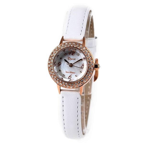 グランドール 腕時計 レディース GRANDEUR レザーベルト ESL051P1