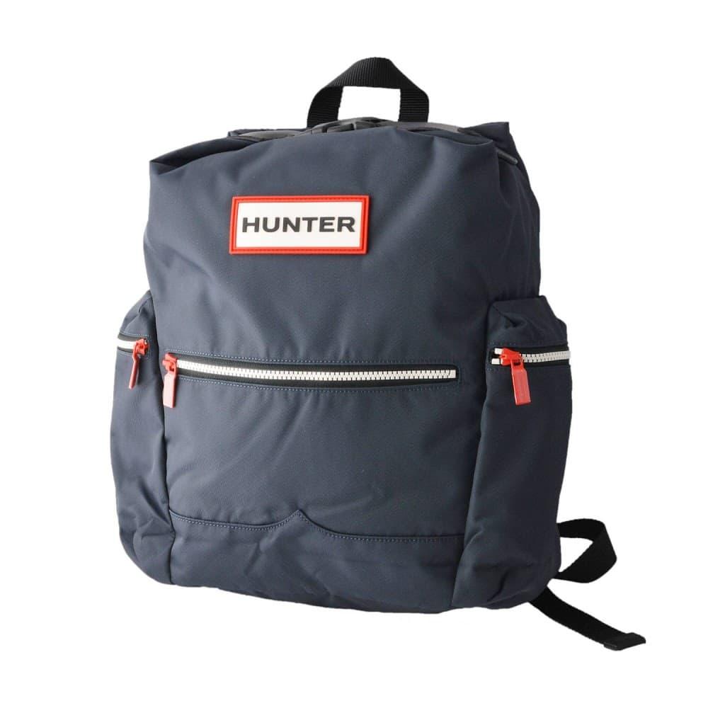 ハンター リュックサック HUNTER オリジナル トップクリップ バックパック UBB6017ACD-NVY