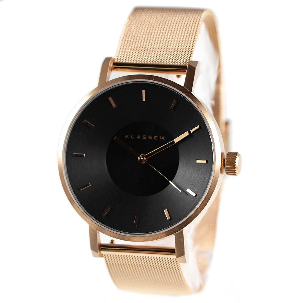 Klasse14 クラス14 デポー ☆送料無料☆ 当日発送可能 メンズ腕時計 VO16RG006M 腕時計 Rose Volare Dark メンズ