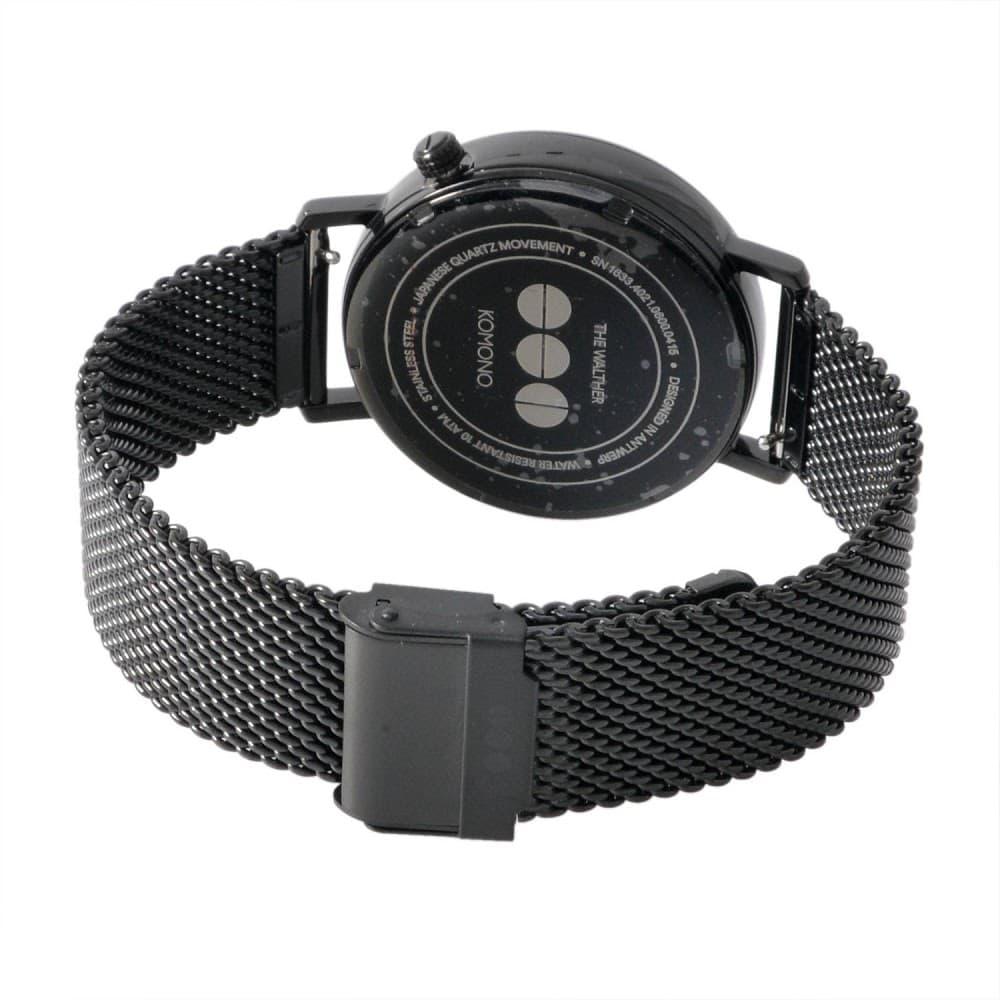 KOMONO 時計 メンズ コモノ KOM-W4021 CRAFTED クラフテッド ワルサー