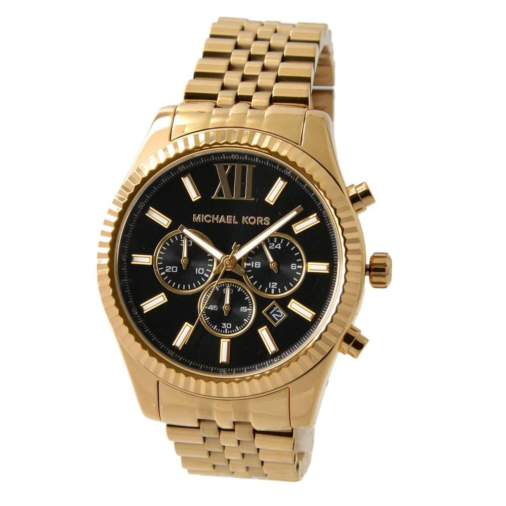 マイケルコース 腕時計 メンズ MICHAEL KORS レキシントン MK8286
