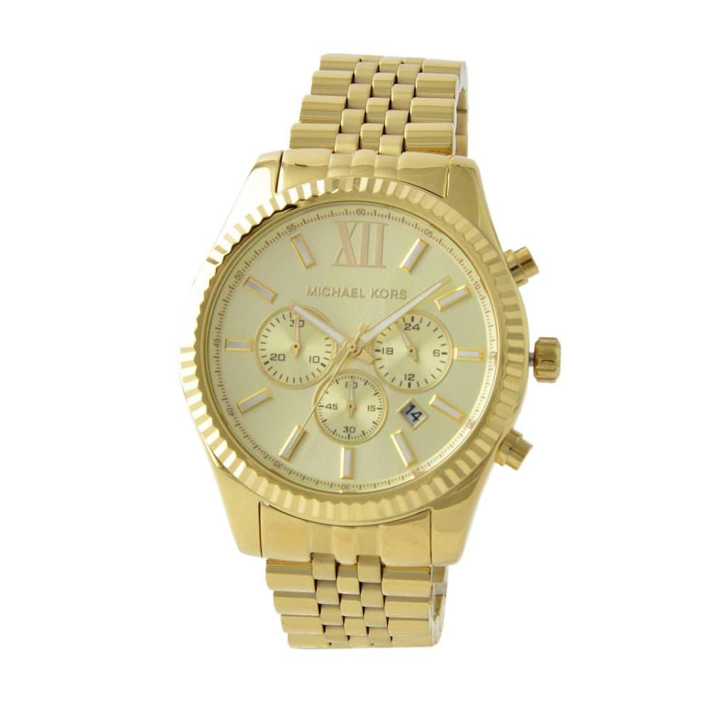 マイケルコース 腕時計 メンズ MICHAEL KORS レキシントン MK8281