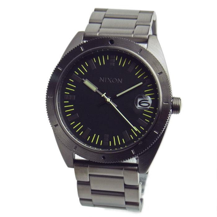 ニクソン 腕時計 メンズ NIXON THE ROVER SS ローバー オールガンメタル メンズ 男性用 A359632 A359-632