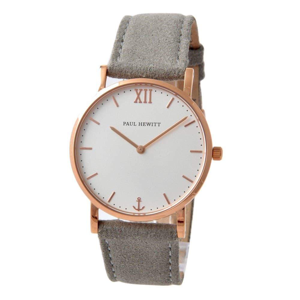 ポールヒューイット 腕時計 レディース PAUL HEWITT PH-SA-R-Sm-W-37S
