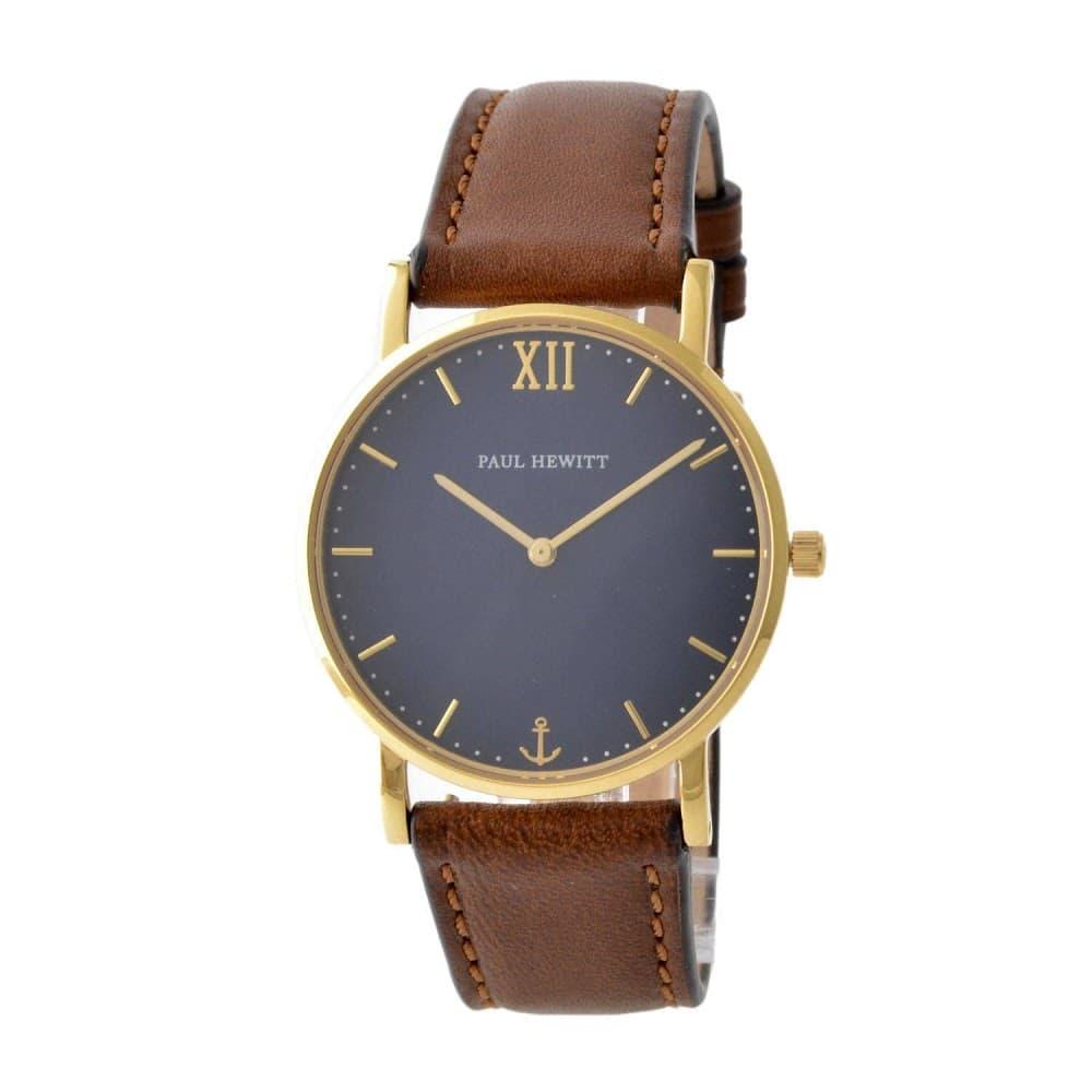 ポールヒューイット 腕時計 メンズ ユニセックス PAUL HEWITT セーラー PH-SA-G-Sm-B-1S
